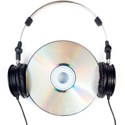 Store – Audio CDs and Workbooks