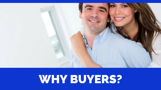 Two Reasons to Work with Buyers