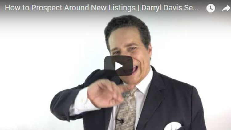 How to Prospect Around Other Agent's Listings