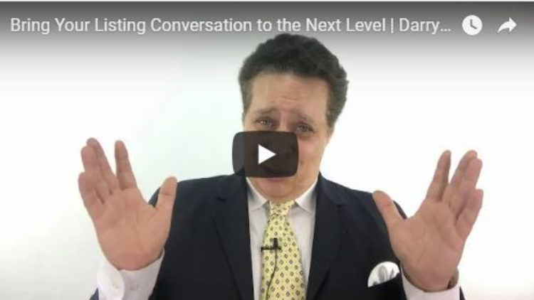 Bring Your Listing CONVERSATION to the Next Level®