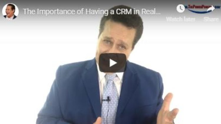 The Power of a Real Estate CRM