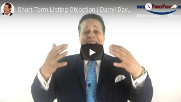 Short-Term Listing Objection Handler
