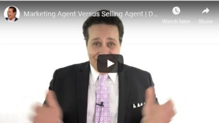 Marketing Agent vs Selling Agent