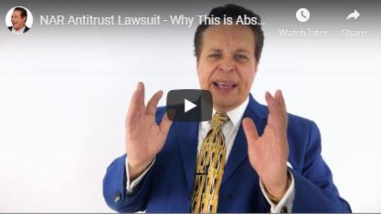 Reducing the NAR Antitrust Lawsuit to the Ridiculous