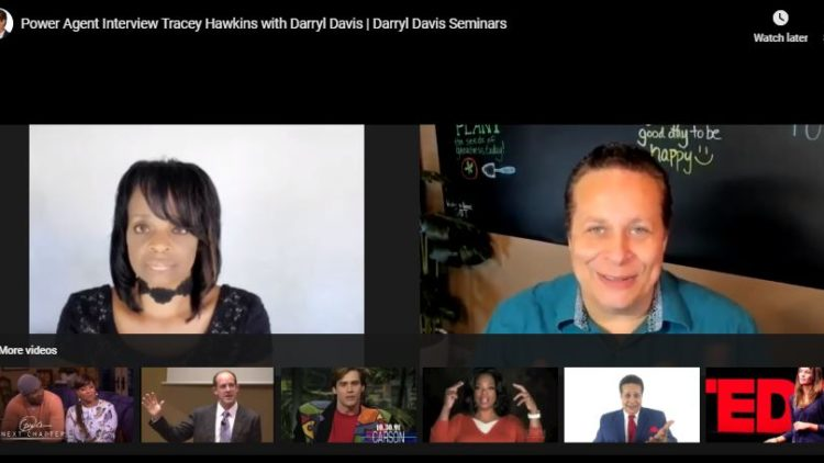 Agent Safety with Tracey Hawkins