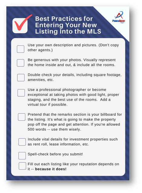 Seven MLS Mistakes to STOP