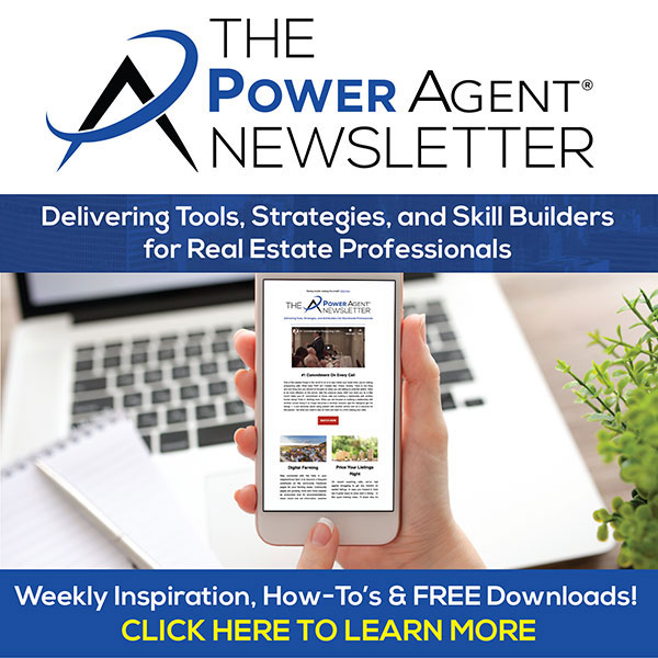 Power Agent Newsletter