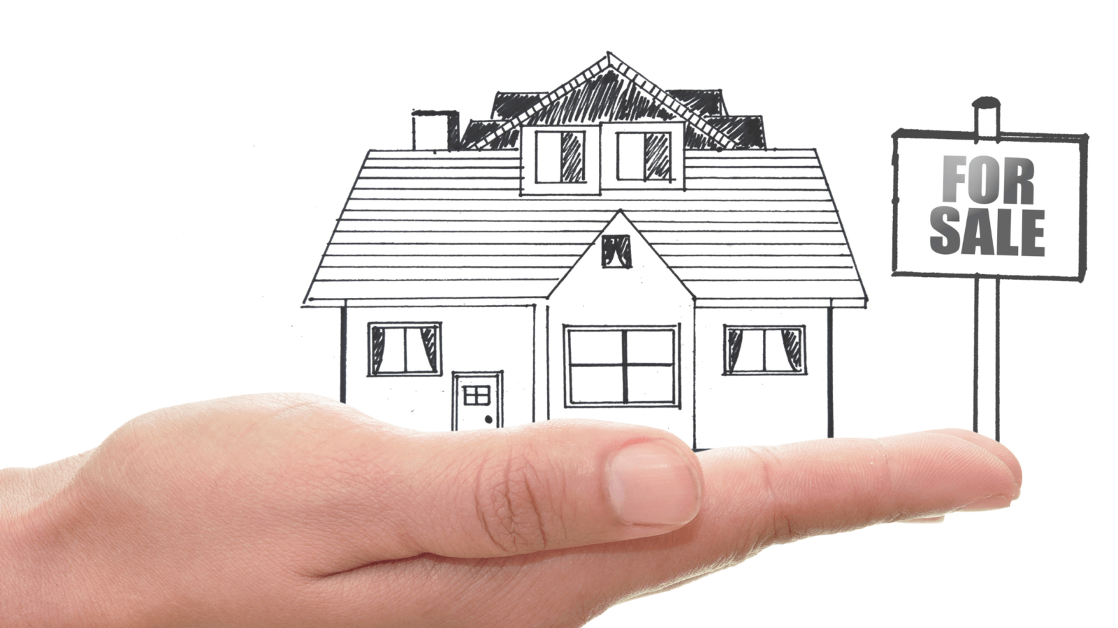 holding a property in the palm of your hand