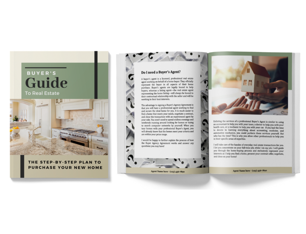 buyer's guide to real estate