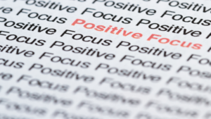 positive focus for real estate agents