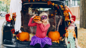 trunk or treat event for real estate agents