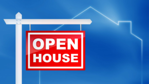 open house tips for real estate agents